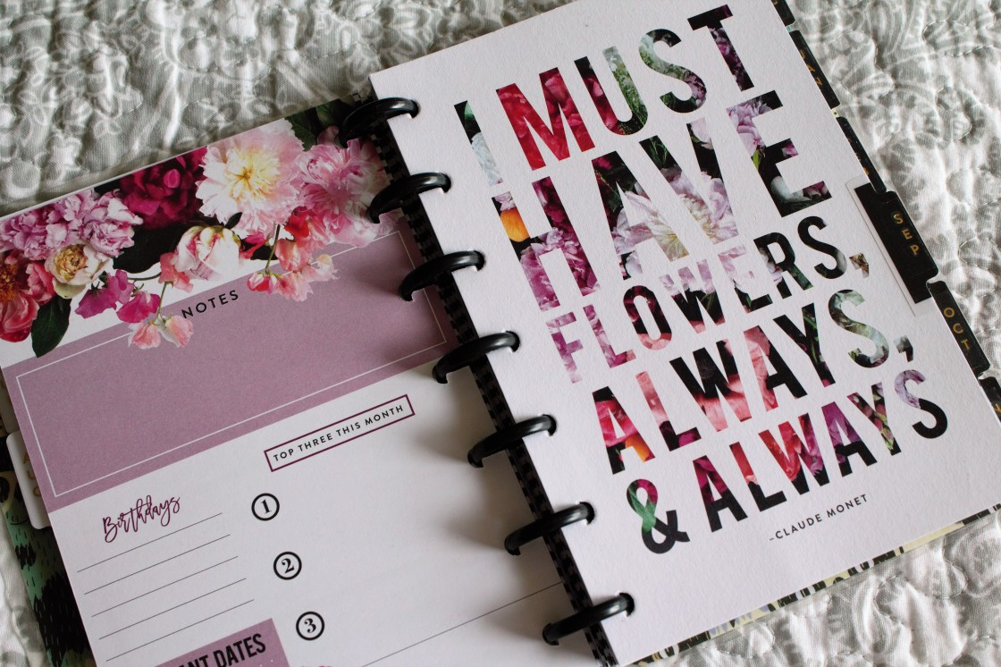 The Happy Planner Mini Review – PLANNERISMA