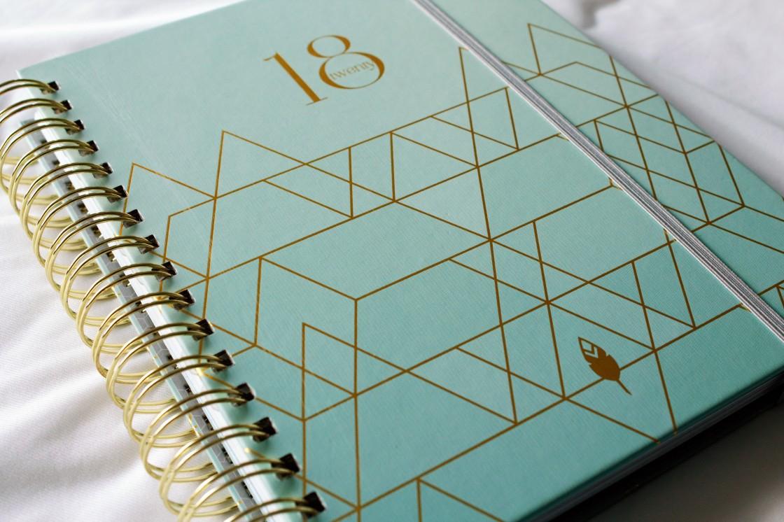 InkWELL Press 2018 Flex Planner – PLANNERISMA