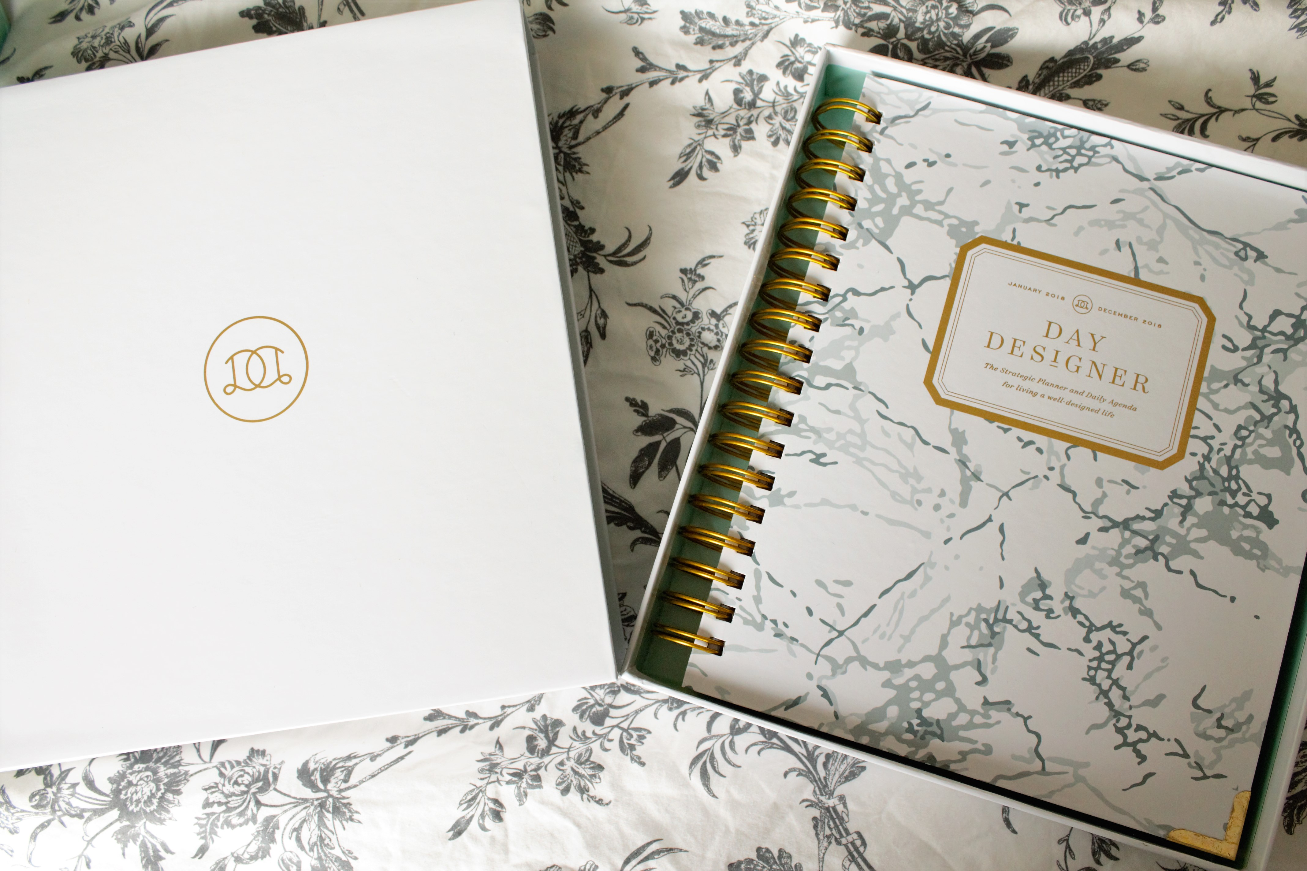 photograph regarding The Day Designer referred to as The Working day Designer 2018 Flagship Planner PLANNERISMA