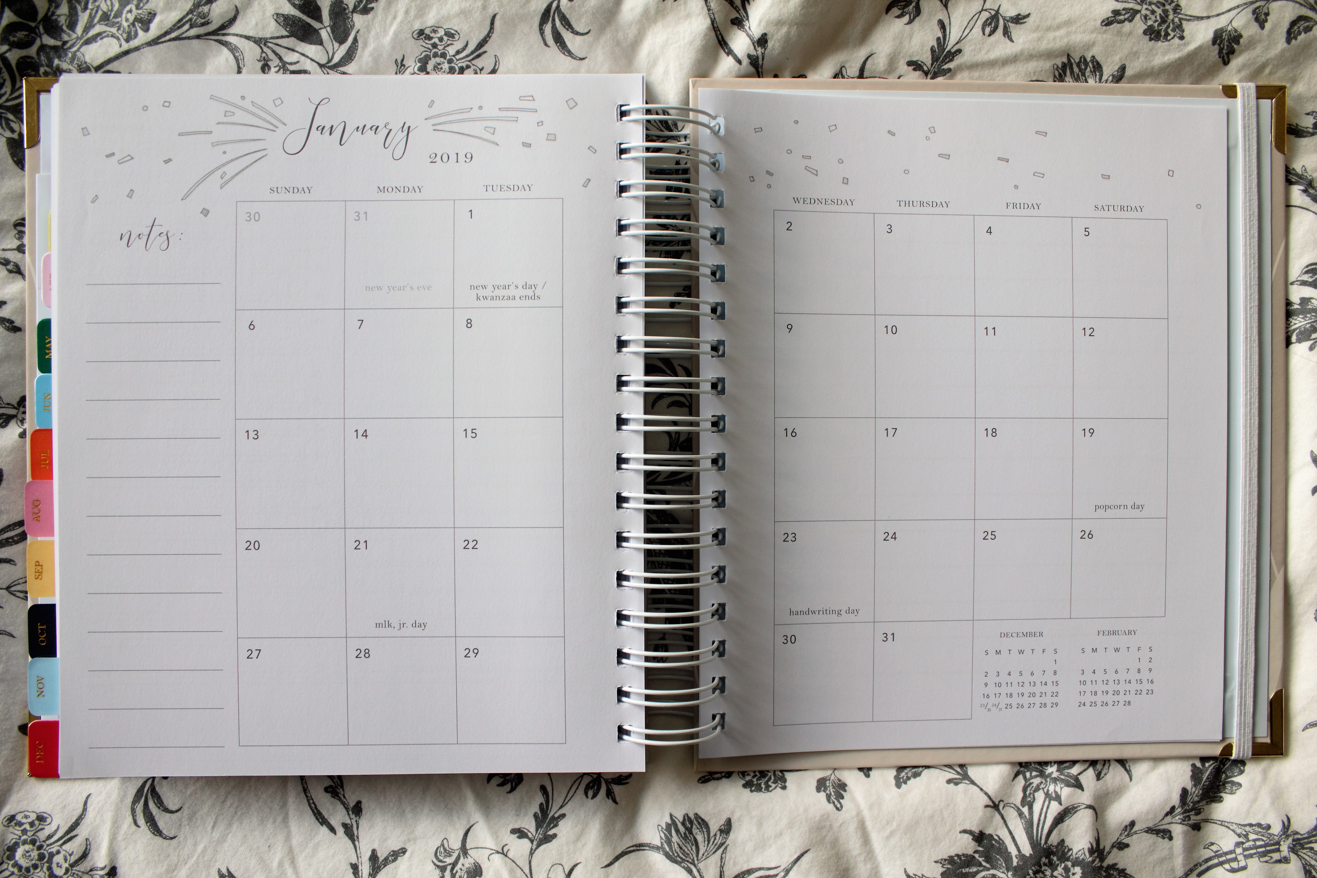 November 2017 – plannerisma