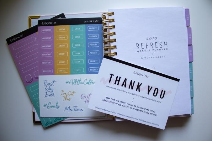 Refresh Weekly-7